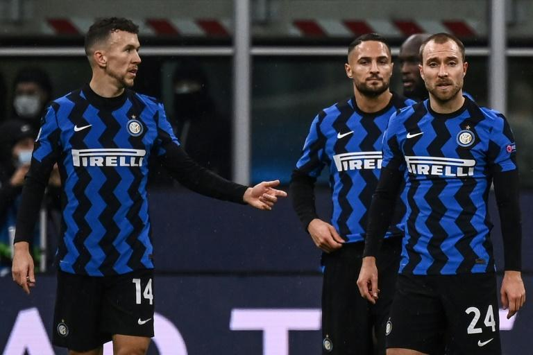 Inter Milan crashed out of Europe after a goalless draw with Shakhtar Donetsk