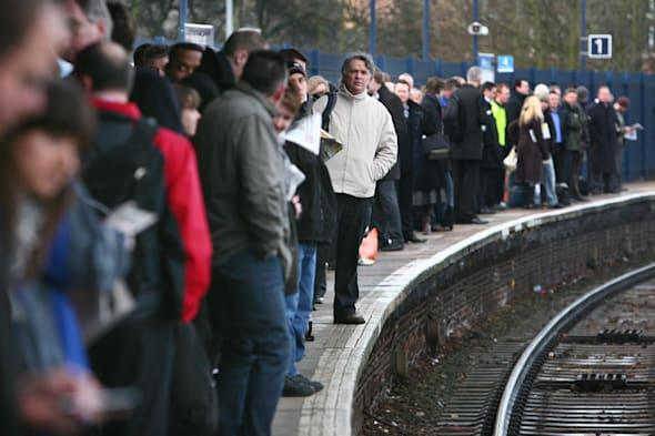 Passengers unhappy with delay info