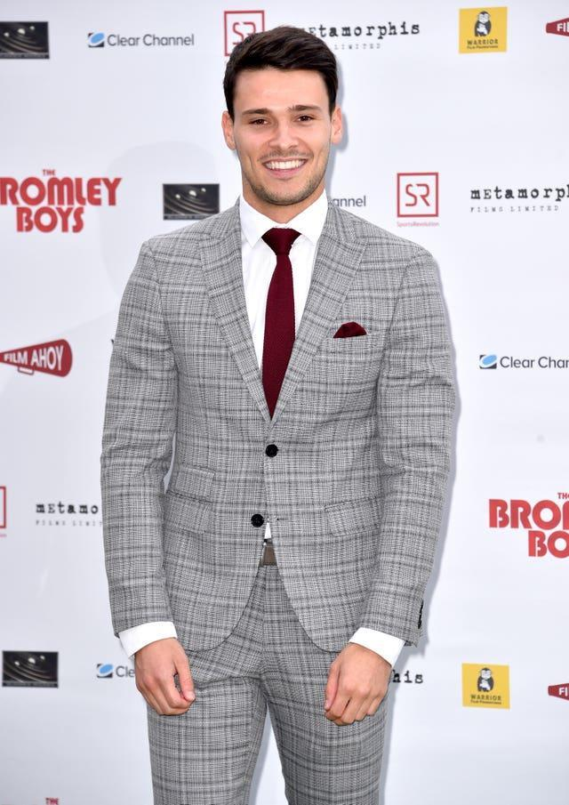 The Bromley Boys World Premiere – London