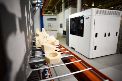 GKN Aerospace Cuts Assembly Tool Production Time with Stratasys Additive Manufacturing