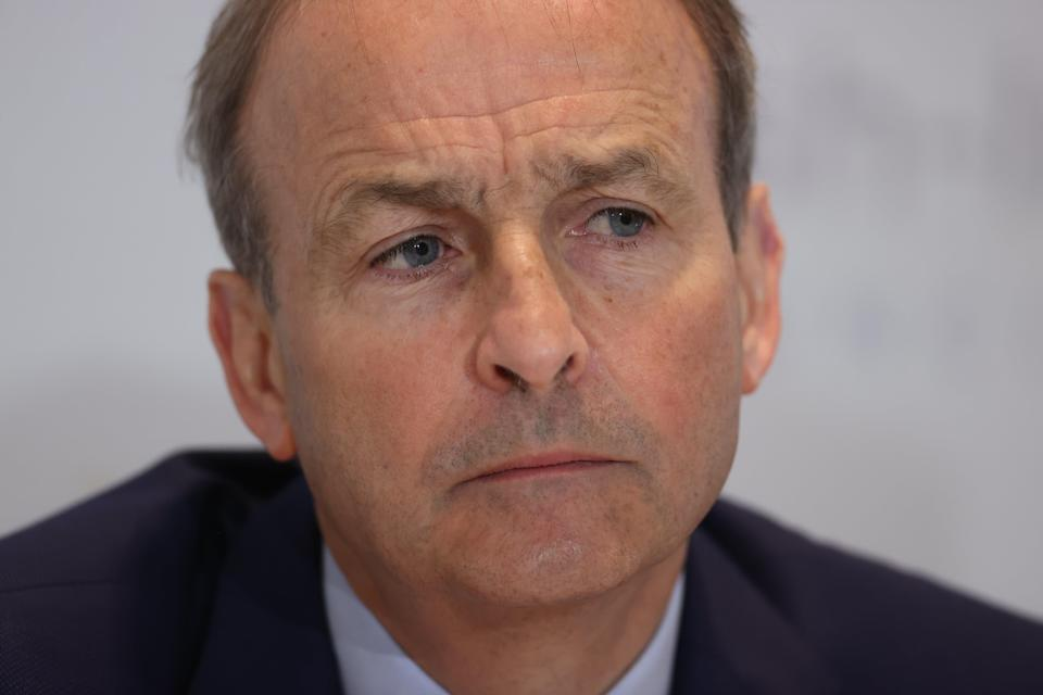 Taoiseach Micheal Martin said the Irish Government will do what is 'necessary' to fulfil its obligations to citizens (Liam McBurney/PA) (PA Wire)