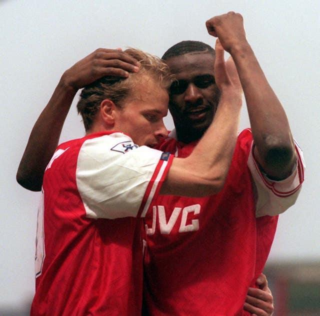 Patrick Vieira and Dennis Bergkamp are also part of the bid.