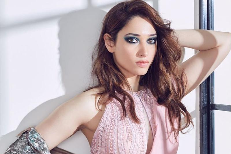 Why Can't a Female Actress Enjoy the Tag of Being the Highest Paid? Asks Tamannaah Bhatia