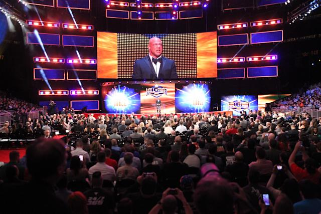 WWE Hall of Fame Kurt Angle