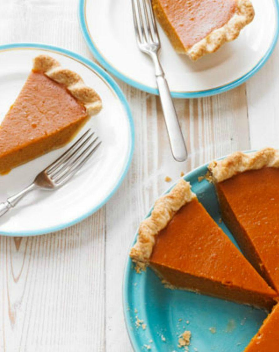 "<p>Bring a taste of the South to the table with this traditional pie recipe.</p><p><a href=""https://www.womansday.com/food-recipes/food-drinks/recipes/a11690/sweet-potato-pie-recipe-wdy1112/"" rel=""nofollow noopener"" target=""_blank"" data-ylk=""slk:Get the Sweet Potato Pie recipe."" class=""link rapid-noclick-resp""><strong><em>Get the Sweet Potato Pie recipe. </em></strong> </a></p><p><strong>What You'll Need: </strong><a href=""https://www.amazon.com/LivingKit-Stainless-Kitchen-Culinary-Commercial/dp/B01D19543Y"" rel=""nofollow noopener"" target=""_blank"" data-ylk=""slk:Knife Set"" class=""link rapid-noclick-resp"">Knife Set</a> ($29, Amazon) <br></p>"