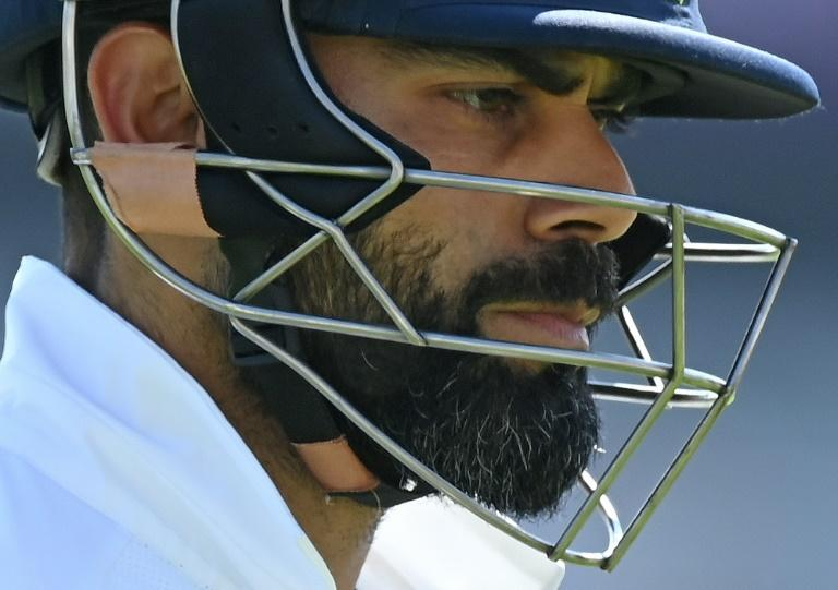 Facing defeat - India captain Virat Kohli was out for 13 in the World Test Championship final against New Zealand on Wednesday