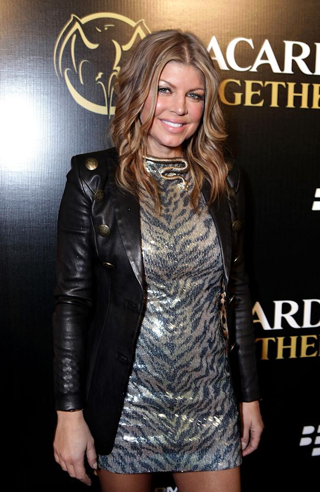 "March 27: Fergie turns 36 Tiffany Rose/<a href=""http://www.gettyimages.com/"" target=""new"">GettyImages.com</a> - February 4, 2011"