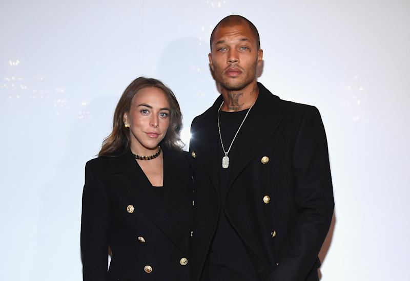 Chloe Green and Jeremy Meeks are new parents.