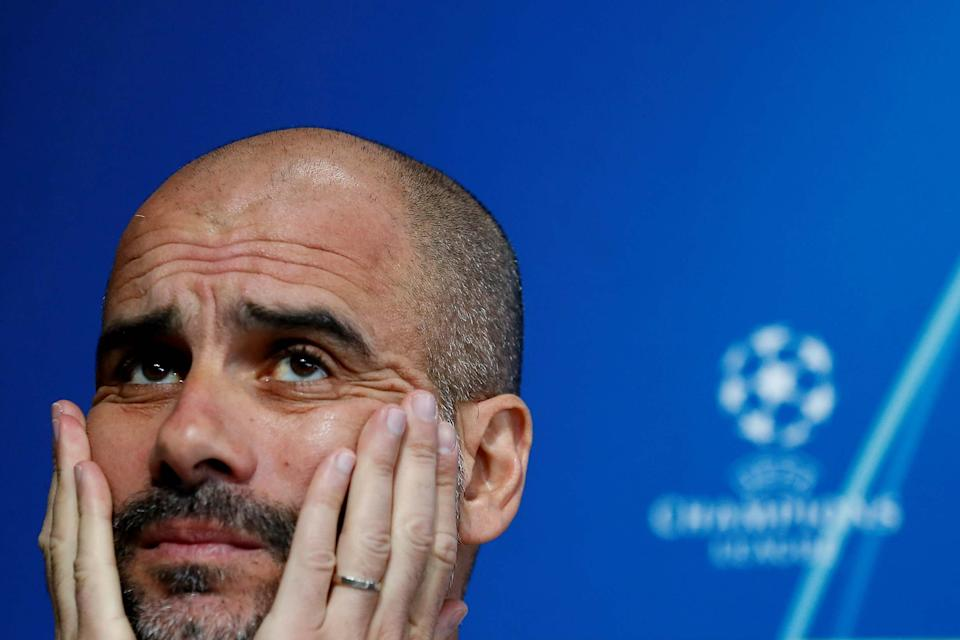 <p>Winning the Champions League with City remains a key target</p>Action Images via Reuters