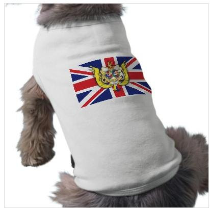 "<div class=""caption-credit""> Photo by: zazzle.com</div><div class=""caption-title""></div>To humans, this is a royal anniversary logo emblazoned on a pet t-shirt . To dogs, it's an annoying piece of fabric worn in exchange for a treat. Mystery solved: dogs are smarter than their masters. $24.40. Related: <br> <a rel=""nofollow"" target="""" href=""http://bit.ly/IjlBK9"">6 ways to celebrate Kate and Will's anniversary</a> <br> <a rel=""nofollow"" target="""" href=""http://yhoo.it/ycCwVp"">Kate baby watch</a> <br> <a rel=""nofollow"" target="""" href=""http://yhoo.it/I6h52X"">Will and Kate Barbie dolls</a>"