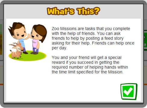 Zoo World Missions