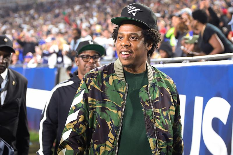 Partnership Between NFL and Jay-Z Reportedly in the Works
