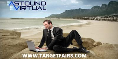 Astound Virtual Target Fairs makes it easy for job seekers and compnaies to connect anywhere and anytime.