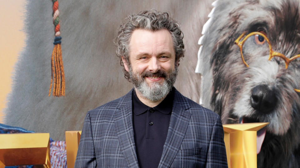 Michael Sheen handed back his OBE after studying Welsh history. (Tibrina Hobson/FilmMagic)