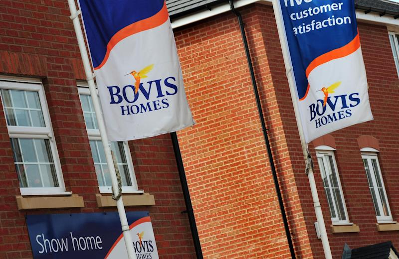 Bovis Homes has faced some complaints about the quality of its houses: PA
