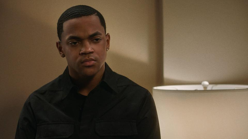 Viewers will find out whether Tariq St. Patrick (Michael Rainey Jr.)  killed his father, Ghost, in the series finale of Starz' 'Power.'