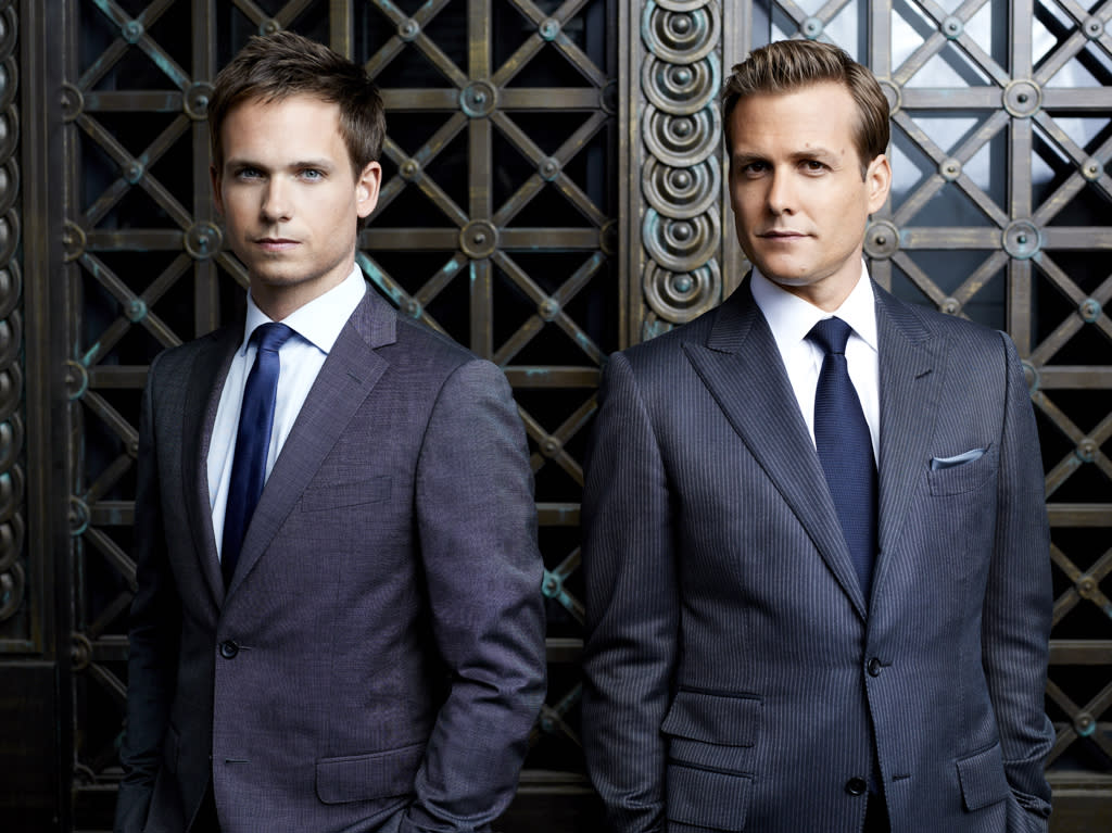 "<P><B>""Suits"" (USA)</b><br> <br><B>Returns June 14 </b> <br><br>One of the best surprises of last summer is back. We were completely charmed by the relationship between Harvey and Mike, and we'd really watch Harvey (Gabriel Mann) do pretty much anything, especially if it includes making fun of Mike's clothes. Will Mike get caught in his lie? Will Harvey get fired? We're on the edge of our seat waiting to see what happens with these two. </P>"