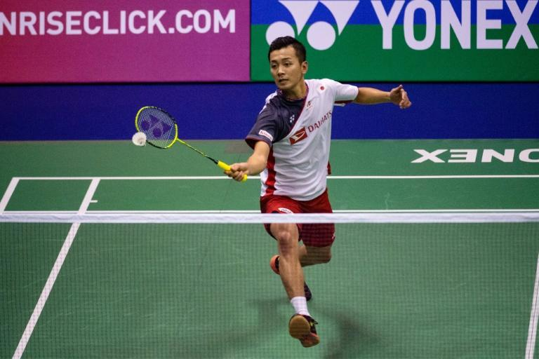 Lee Cheuk-yiu, pictured at last year's Hong Kong Open, caused a stir at this year's tournament by appearing to show support for the months-long pro-democracy protests