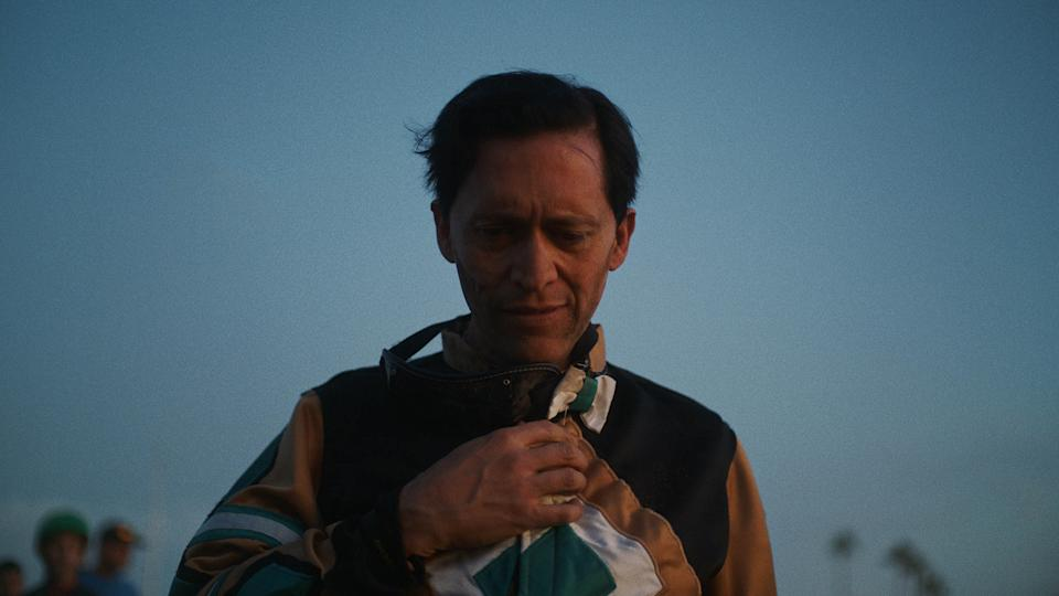 Clifton Collins Jr. stars in 'Jockey,' premiering at the Sundance Film Festival (Photo by Adolpho Veloso/Courtesy of Sundance Institute)