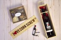 """<p><a class=""""link rapid-noclick-resp"""" href=""""https://www.lovecorkscrew.com/"""" rel=""""nofollow noopener"""" target=""""_blank"""" data-ylk=""""slk:SHOP NOW"""">SHOP NOW </a></p><p>Love Cork Screw wine is branded as the wine for everyone. Made from grapes selected from various vineyards, you're sure to find a bottle you love. </p><p><a href=""""https://www.instagram.com/p/CHoZEZNJaOn/"""" rel=""""nofollow noopener"""" target=""""_blank"""" data-ylk=""""slk:See the original post on Instagram"""" class=""""link rapid-noclick-resp"""">See the original post on Instagram</a></p>"""