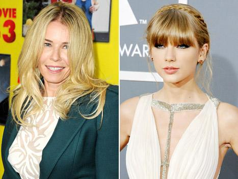 Chelsea Handler Mocks Taylor Swift: I Think She's a Virgin