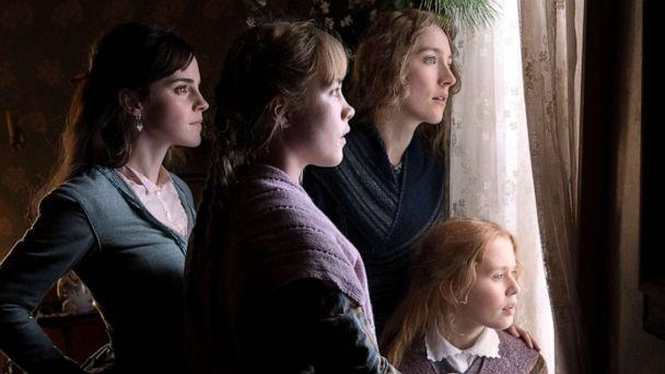 PHOTO: A scene from the 2019 movie, 'Little Women,' starring Emma Watson, Saoirse Ronan, Eliza Scanlen and Florence Pugh. (Wilson Webb/Sony Pictures)