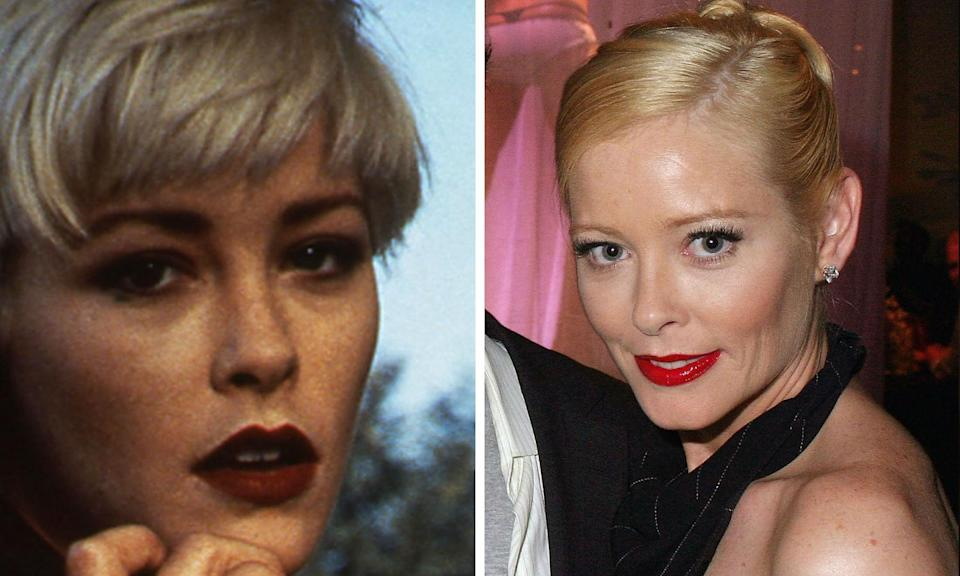 Pamela Gidley has died aged 52