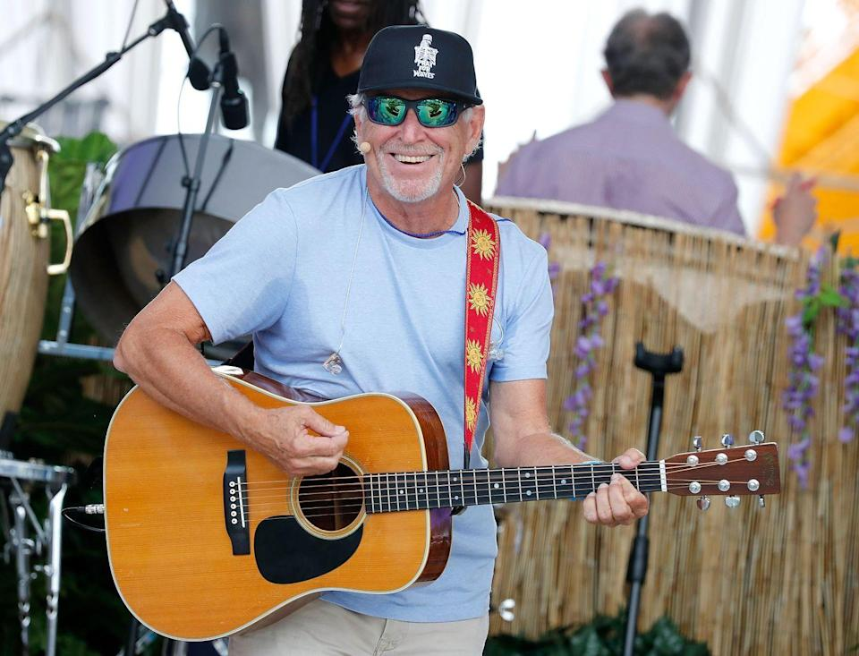 """<p>Before searching for his lost shaker of salt in Margaritaville, the """"Cheeseburger in Paradise"""" singer was a <a href=""""http://www.encyclopediaofalabama.org/article/h-1219"""" rel=""""nofollow noopener"""" target=""""_blank"""" data-ylk=""""slk:Boy Scout"""" class=""""link rapid-noclick-resp"""">Boy Scout </a>in Alabama. Buffet told <a href=""""https://www.mensjournal.com/features/the-last-word-jimmy-buffett-20130311/"""" rel=""""nofollow noopener"""" target=""""_blank"""" data-ylk=""""slk:Men's Journal"""" class=""""link rapid-noclick-resp"""">Men's Journal</a>, """"I'm a pretty good field medic. From my Boy Scout days I can patch people up. I can do stitches, which comes in handy in remote surf breaks.""""</p>"""