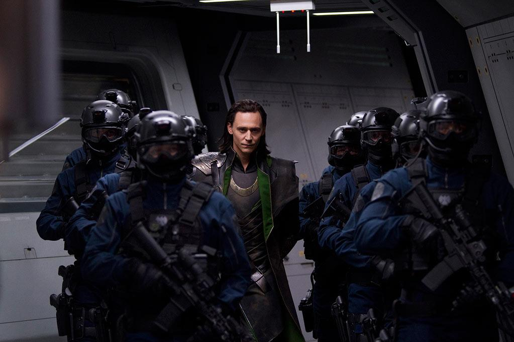 "<a href=""http://movies.yahoo.com/movie/contributor/1808394958"">Tom Hiddleston</a> in Marvel's <a href=""http://movies.yahoo.com/movie/1810026516/info"">The Avengers</a> - 2012"