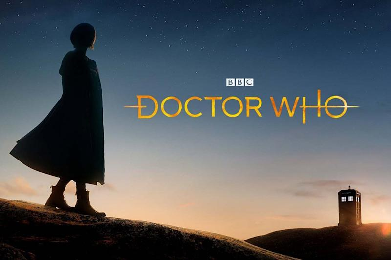 New era: The new Doctor Who log has been revealed: BBC