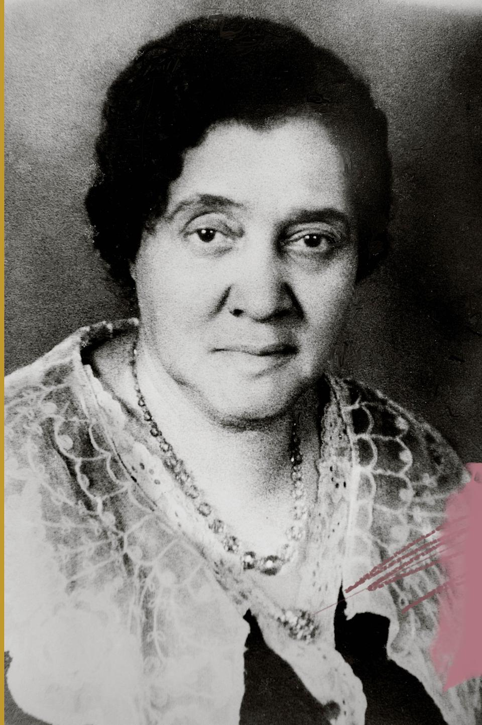 Juno Frankie Pierce was one of the leaders involved in Tennessee's ratification of the 19th Amendment in 1920.