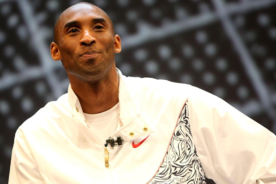 Kobe Bryant's contract with Nike ends (Getty Images for Nike)