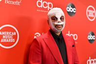 <p>By 2020, the singer kicked off a new era, frequently attending awards shows with bruises and bandages on his face to raise awareness about drunk driving.</p>