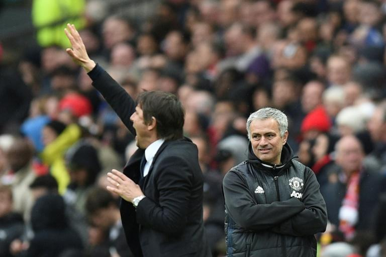 "Jose Mourinho said Chelsea's Antonio Conte ""is a very good manager"""