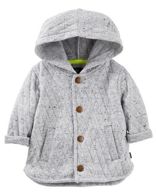 The children's apparel brand received three reports of the snap detaching. (CPSC)