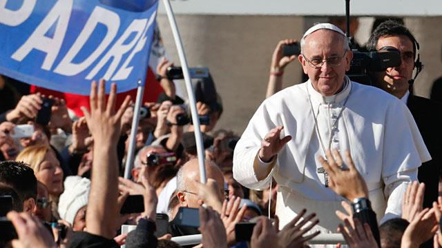 Pope Francis Supported Civil Unions as Cardinal