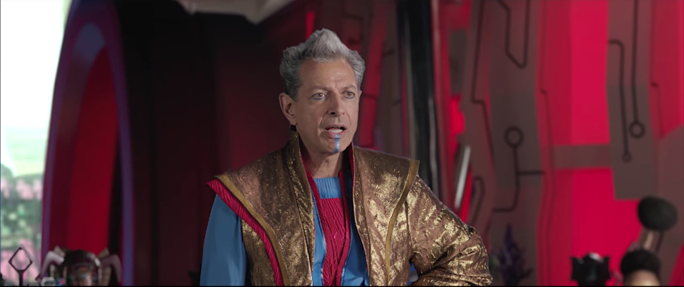 "<p><strong>Last sighted:</strong> Sakaar<br>We're taking this with a pinch of salt, but <a rel=""nofollow noopener"" href=""http://www.digitalspy.com/movies/the-avengers/news/a859041/avengers-infinity-war-grandmaster-alive-thor-ragnarok-jeff-goldblum-jurassic-world/"" target=""_blank"" data-ylk=""slk:Jeff Goldblum"" class=""link rapid-noclick-resp"">Jeff Goldblum</a> definitely assured us that his villain is still among the living.</p>"