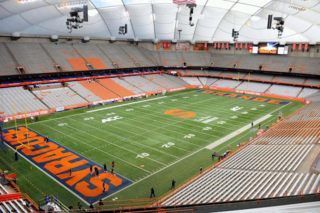 Two Syracuse recruits, including four-star receiver, fail to qualify academically
