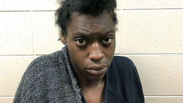 PHOTO: Diamond C. Davis in a police photo. (Lake County Sheriff's Office)