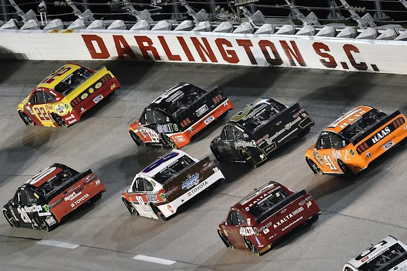 NASCAR is set to resume its season without fans on May 17