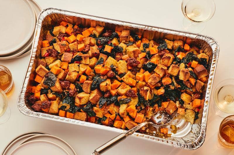Stuffing for 20.