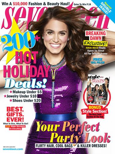 To see more Style Stars of 2011, pick up the December/January issue of Seventeen!