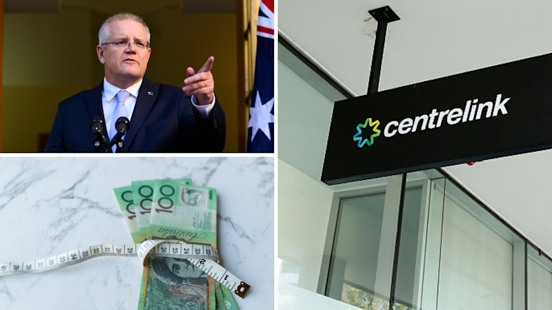 The number of people on Newstart payments has fallen. (Source: Getty, AAP)