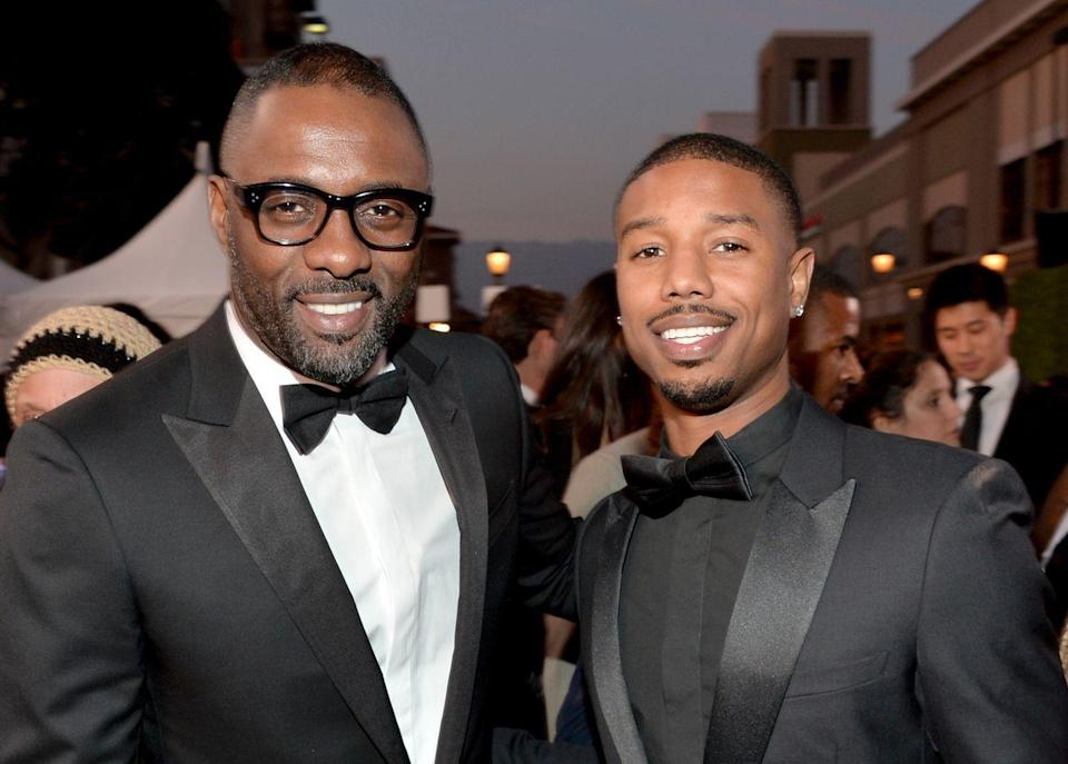 """<p>I may have to check the fine print, but I believe it's illegal to make a list of prospective James Bond candidates that doesn't include Mr. Idris Elba? Will have to check. </p><p>Jokes aside, Elba has been the name mentioned most frequently as the next 007 for what's probably been close to a decade, and for good reason. Not only does the 49-year-old Englishman have the impossibly dashing good looks needed for the role, but he's proven his versatility over the years with a series of complex characters, from dramas like The Wire and Luther, to action like Hobbs and Shaw and <a href=""""https://www.menshealth.com/entertainment/a37245831/the-suicide-squad-post-credits-scene-spoilers-explained/"""" rel=""""nofollow noopener"""" target=""""_blank"""" data-ylk=""""slk:The Suicide Squad"""" class=""""link rapid-noclick-resp"""">The Suicide Squad</a>, to even comedy roles like what he did on The Office. </p><p>Up next? Watch him as a murderous outlaw in Netflix's The Harder They Fall, a western also starring <a href=""""https://www.menshealth.com/entertainment/a32825859/jonathan-majors-da-5-bloods-lovecraft-country/"""" rel=""""nofollow noopener"""" target=""""_blank"""" data-ylk=""""slk:Jonathan Majors"""" class=""""link rapid-noclick-resp"""">Jonathan Majors</a>, <a href=""""https://www.menshealth.com/entertainment/a29505234/regina-king-movies-tv/"""" rel=""""nofollow noopener"""" target=""""_blank"""" data-ylk=""""slk:Regina King"""" class=""""link rapid-noclick-resp"""">Regina King</a>, and a truly epic cast, out in November. A little sneak peak of the gruff (but still incredibly good-looking) vibe that Elba could bring to England's greatest spy. —Evan Romano</p>"""