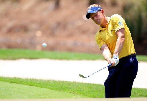 Luke Donald has a chance to wrestle the world No. 1 ranking back at this week's Players Championship