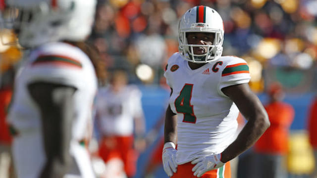 Jaquan Johnson's Deepest Fear Is Being Outworked