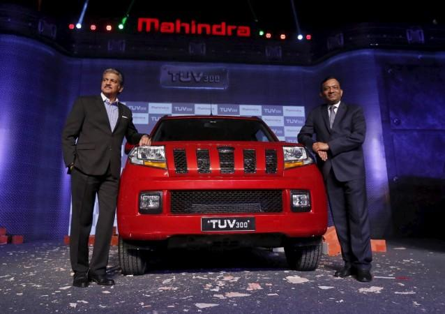 mahindra share price anand goenka pawan sales q2 results share price india tractors suvs cars petrol diesel pay commission rainfall kharif salary orop