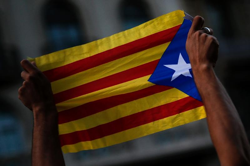 The Catalan crisis dominated the debate in the EU Parliament