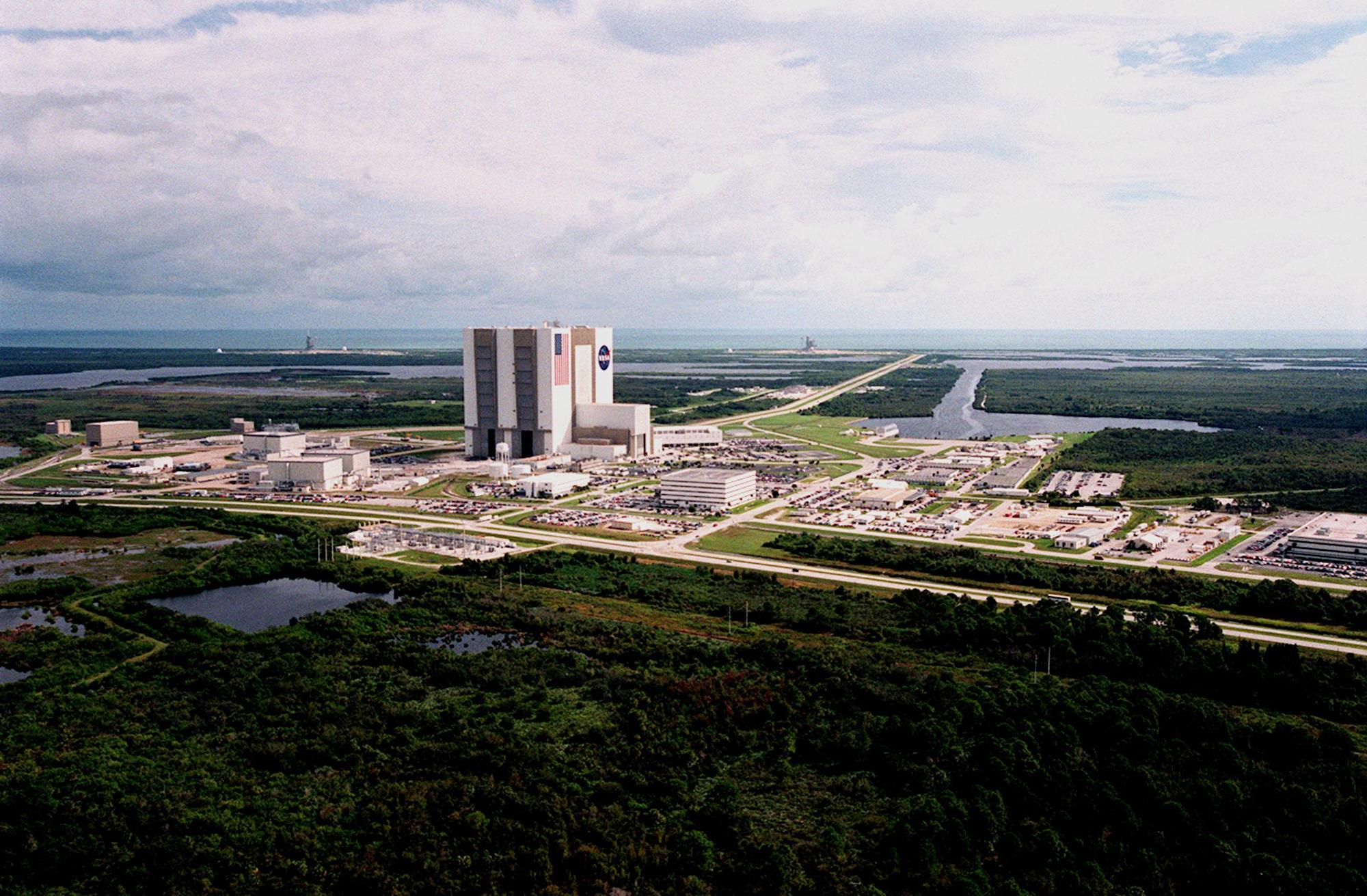 NASA has opened a new launch pad at the Kennedy Space Center for more commercial customers