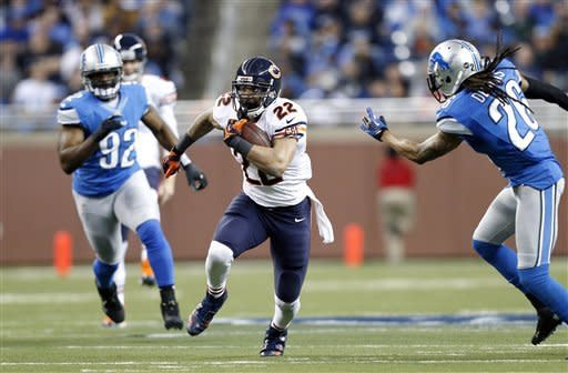Bears miss playoffs despite 26-24 win over Lions